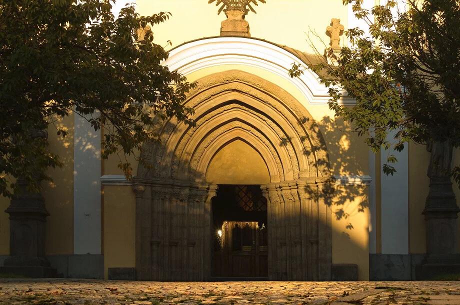 Police nad Metují - kostel